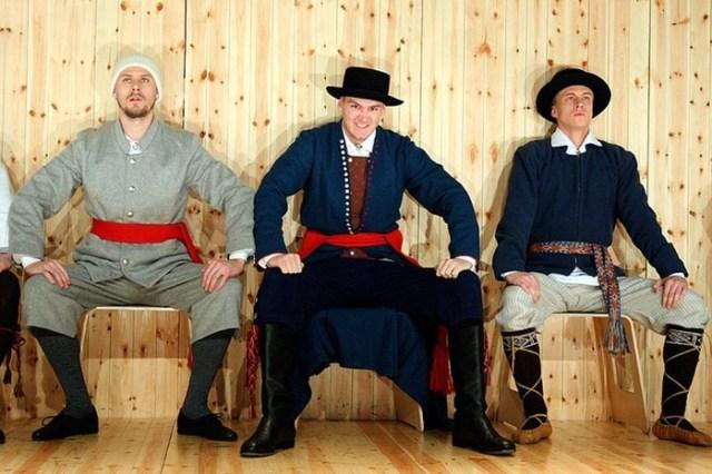 Горячие эстонцы: заблуждение о темпераменте мужчин