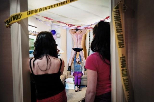 Девичник в Нью Йорке— фотограф Дина Литовски