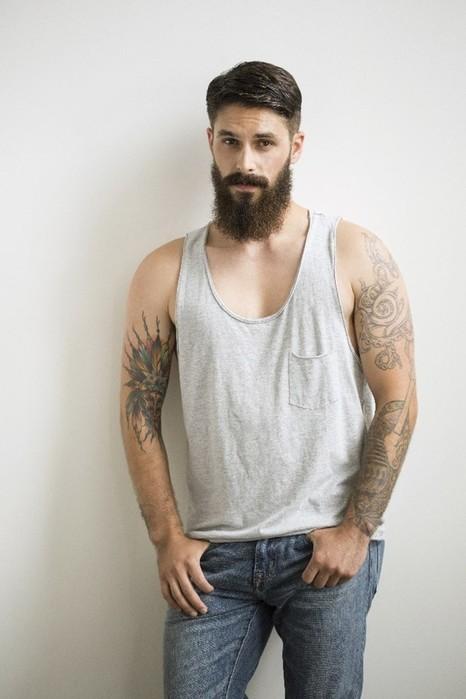 География мужской красоты