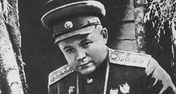 Генерал Николай Ватутин, которого убили украинские националисты