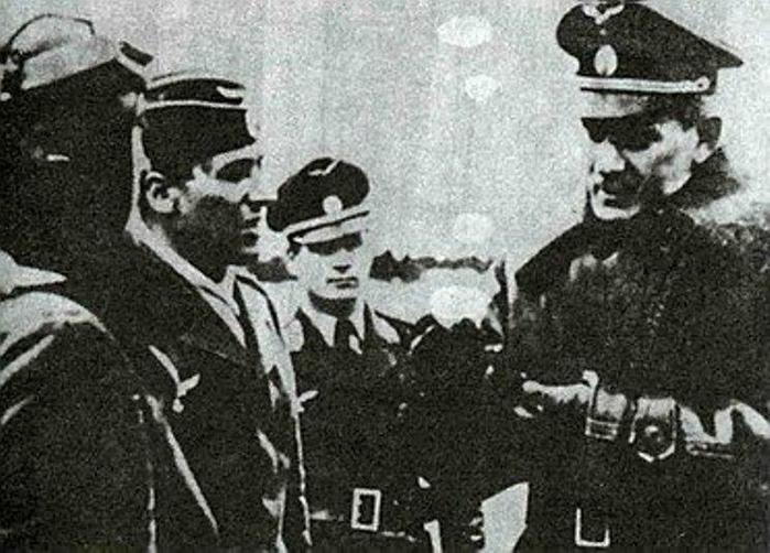 Как предатель Виктор Мальцев стал командующим «власовских» ВВС