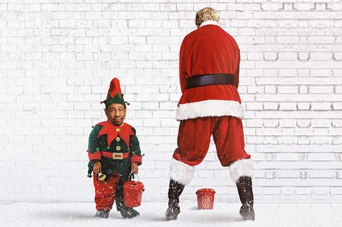 Плохой Санта: 6 случаев, когда Санта вел себя «не волшебно»
