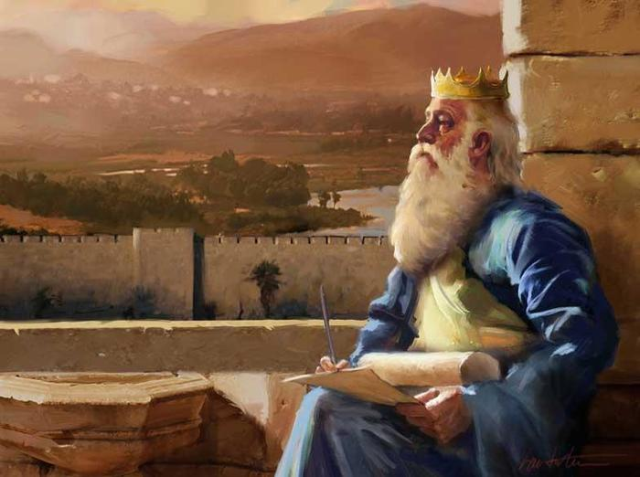 Притча царя Соломона, собравшая всю мудрость мира