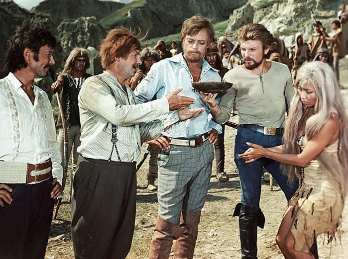 За кадром знаменитых советских фильмов остались некрасивые истории