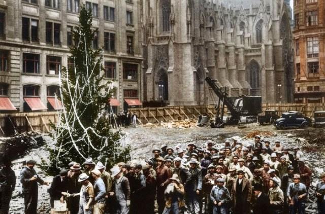 Новогодний винтаж. Как выглядел Санта Клаус 100 лет назад