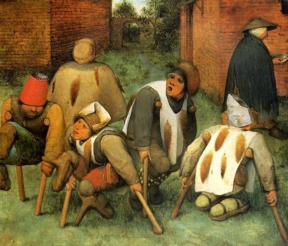Пляска святого Вита: самая таинственная европейская эпидемия в истории