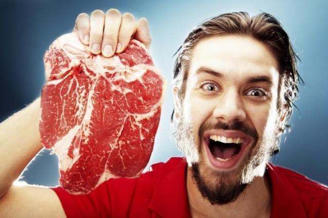 Когда человек начал есть мясо