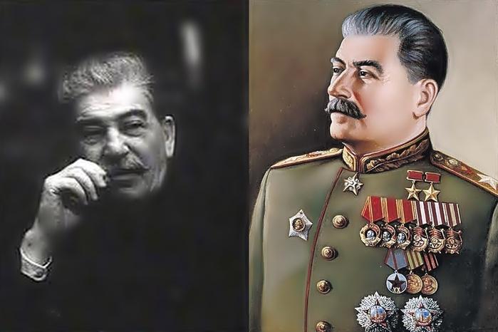 Кто на самом деле был отцом Иосифа Сталина