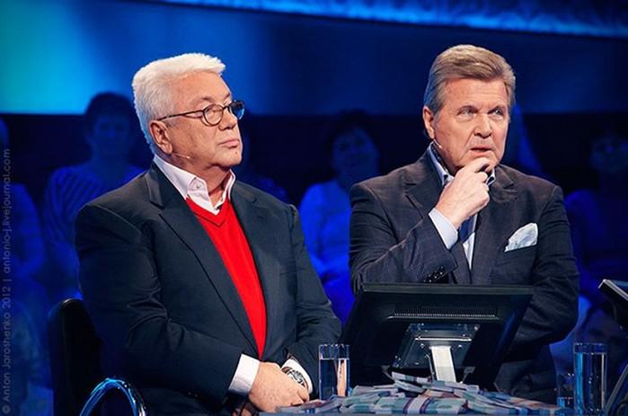 Как снимали телеигру «Кто хочет стать миллионером?»
