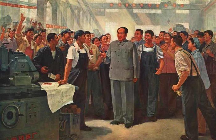 На бурных волнах рыночной конкуренции: советские журналисты о Китае