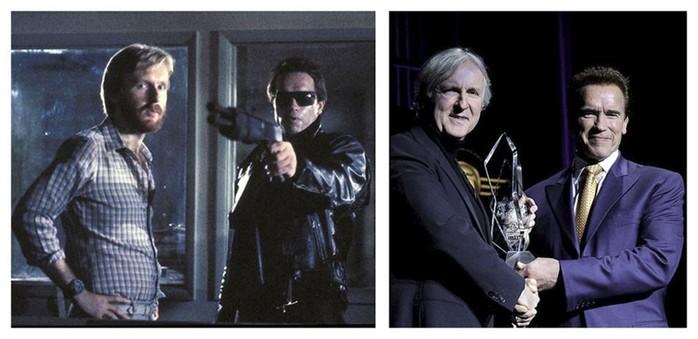 «Терминатор». Как изменились актёры фильма за 33 года