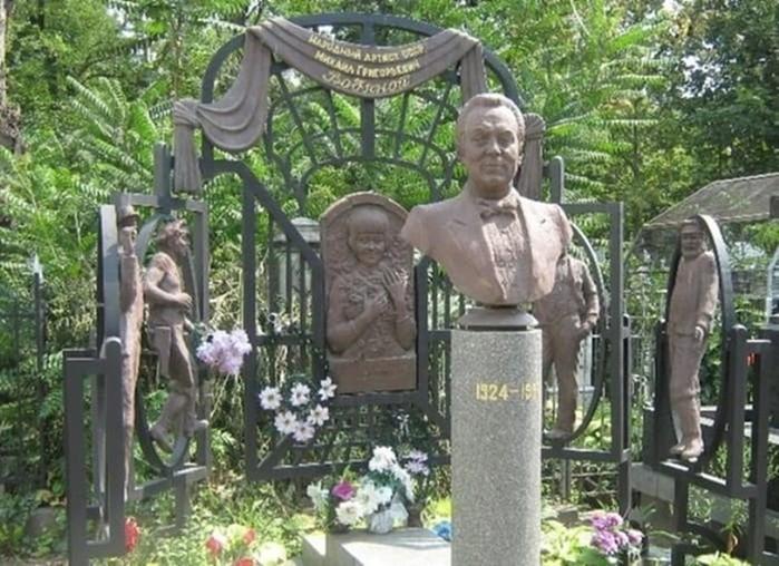 У народного артиста «Попандопуло» (Михаила Водяного) была очень непростая судьба...
