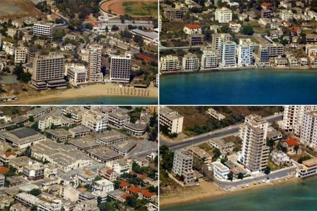 Вароши: курортный город призрак на Кипре