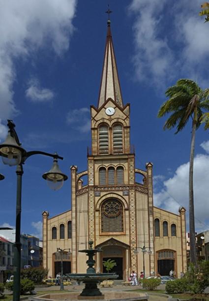 Достопримечательности Мартиники в Карибском море