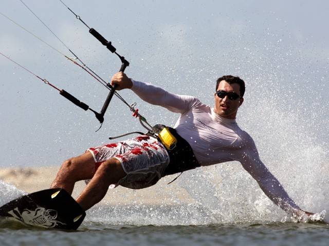 Кайтсерфинг в Бразилии (17 фото)