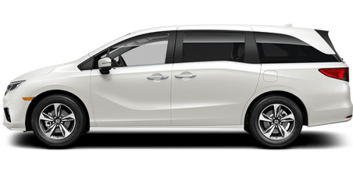 New 2018 Honda Odyssey EX For Sale In Montreal Spinelli