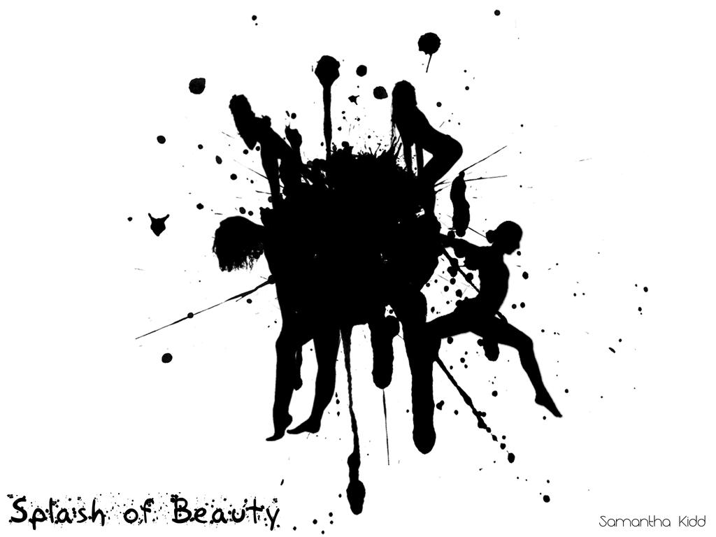 Splash Of Beauty By Colourless Calamity On Deviantart