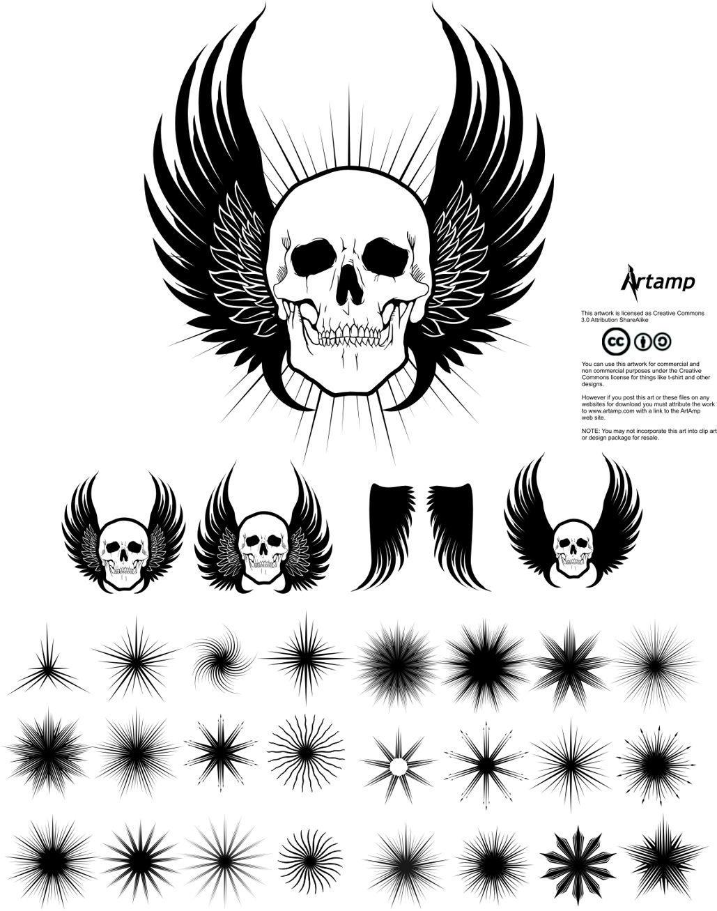 Free Clip Art Pack By Artamp On Deviantart