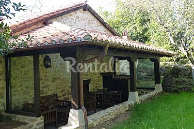 Casona Cantabra recién reformada Cantabria