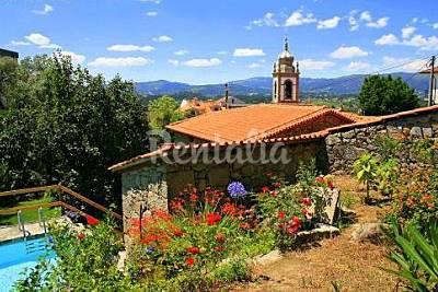 Casa para 8-9 personas con piscina Braga