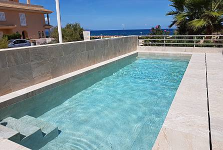 Apartment For Only 75 Meters From The Beach Majorca Terrace