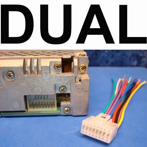 120886422_dual in dash radui 16 pin wire harness power plug hyundai santa fe stereo h280 wiring diagram 2005 hyundai santa fe  at nearapp.co