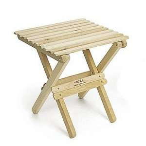 wooden camp table plans