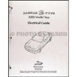 Jaguar XKE E Type Electrical Wiring Diagram 4 2 S2 1967