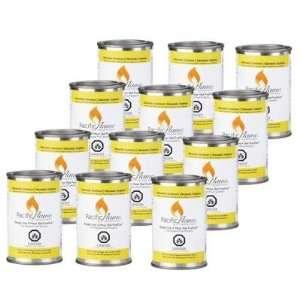 Cans Of Pacific Decor Citronella Fire Pot Fuel Gel Single Use