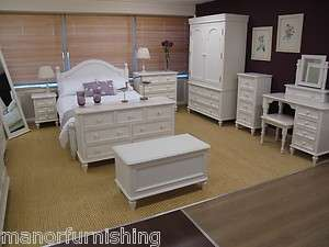 White Shabby Chic Bedroom Furniture Sets | Savae.org