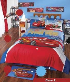 Disney Cars Bed Set Full Disney Pixar Cars 4 Piece Toddler Bed