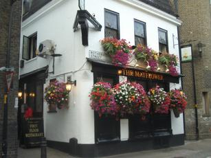 Image result for mayflower pub images