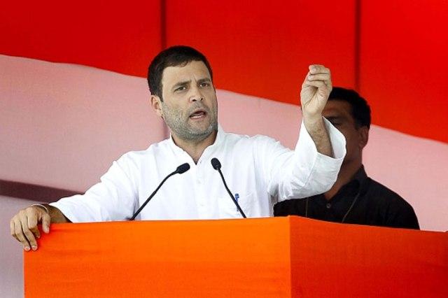 अमेठी पहुंचे राहुल ने कहा, अगले चुनाव में मोदी को गुजरात वापस भेज देगी जनता