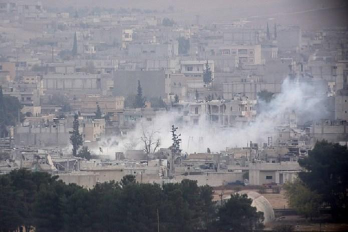 तुर्की का आईएस ठिकानों पर जोरदार हमला, सीरिया-इराक में 200 आतंकी ढेर