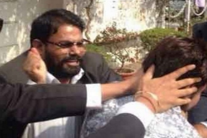 कन्हैया पर हमले के आरोपी वकील यशपाल सिंह को दिल्ली पुलिस ने किया गिरफ्तार