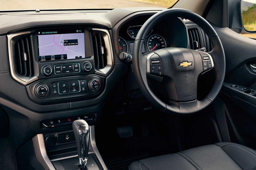 Chevrolet, Chevrolet Trailblazer 2017 facelift, Trailblazer 2017, Trailblazer
