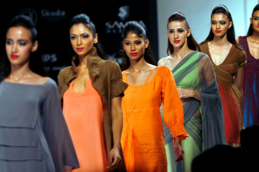 Image result for Wendell Rodricks To Design For Plus Size Fashion Show At Lakmé Fashion Week Winter/Festive 2017