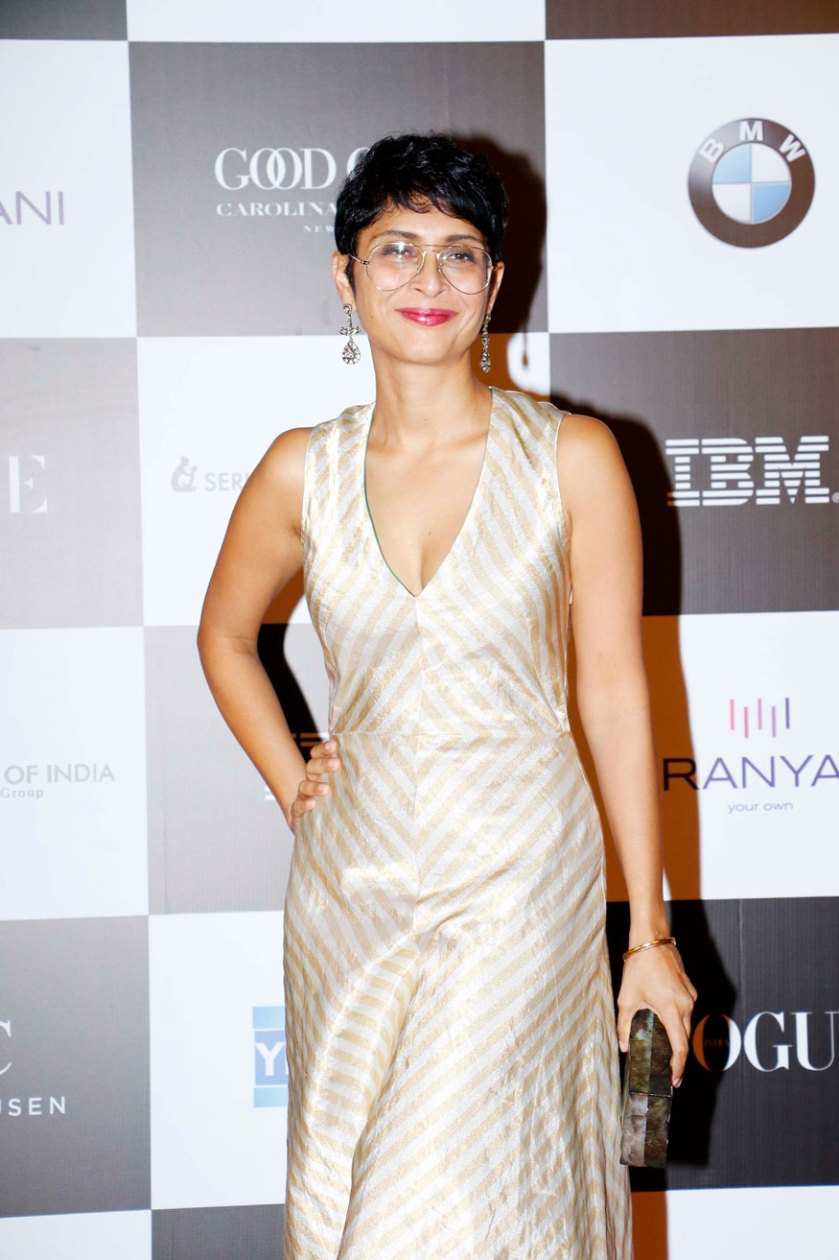Kiran Rao attends the 'Vogue Women of the Year Awards 2017' at Grand Hyatt Hotel On Sunday, September 24, 2017 in Mumbai. (Image: Yogen Shah)