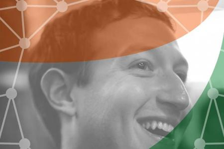 Mark Zuckerberg changes Facebook profile image in support of Digital India; Narendra Modi follows suit