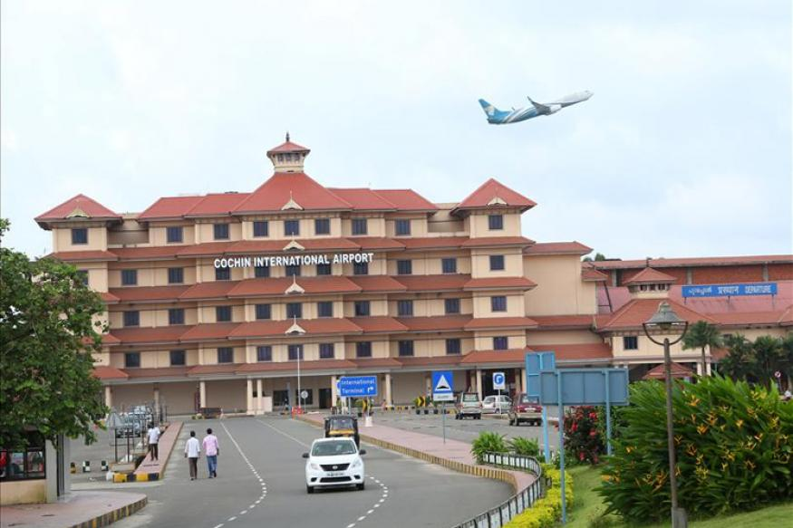 Cochin airport becomes world's first to completely operate on solar power