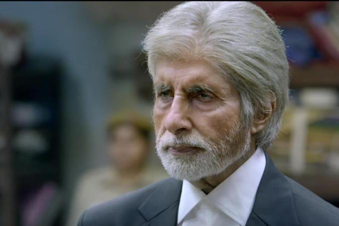 Response to Pink Trailer Have Made Me Anxious: Amitabh Bachchan