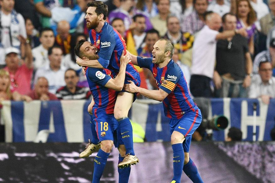 El Clasico: Lionel Messi Nets Twice as Barcelona Beat Real Madrid 3-2