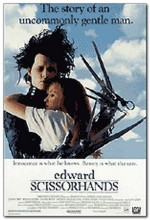 Makas Eller – Edward Scissorhands Filmi Full izle