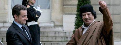 Bashar Asad vendió a Francia el número de teléfono de Gadafi