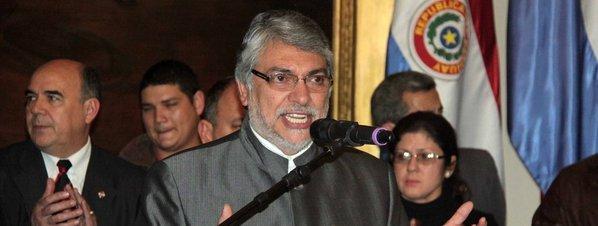 Lugo no acata la destitución y convoca a sus ministros para formar un gobierno paralelo en Paraguay