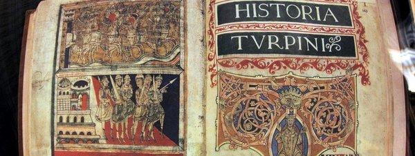 El Códice Calixtino, ¿la Gioconda o el libro de Kells de Santiago de Compostela?
