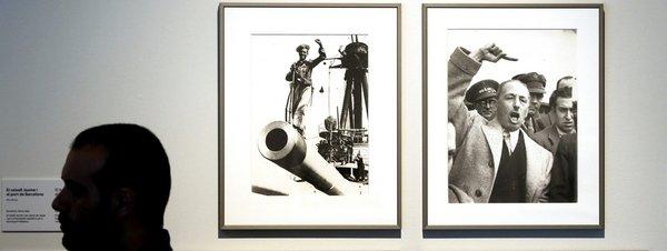 La Fundació Vila Casas reconstruye los años 30 entorno a 110 fotografías de Centelles