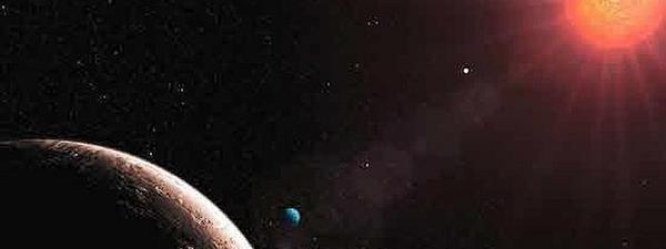 Hallada una 'Súper-Tierra' en un sistema planetario que puede ser adecuado para albergar vida