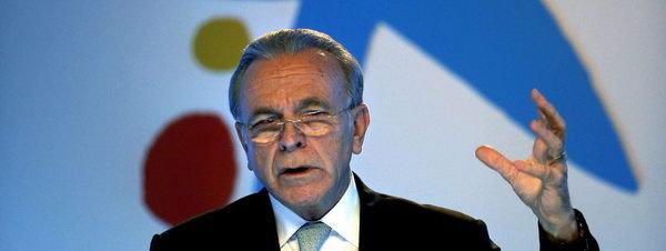 Fainé prevé que España crezca por encima del 1% y pide recortar déficit
