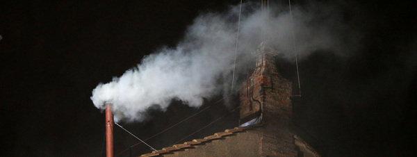 Fumata blanca, 'habemus Papam'